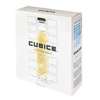 Cubice Ice Sheet, 3x Flexibla Ispåsar