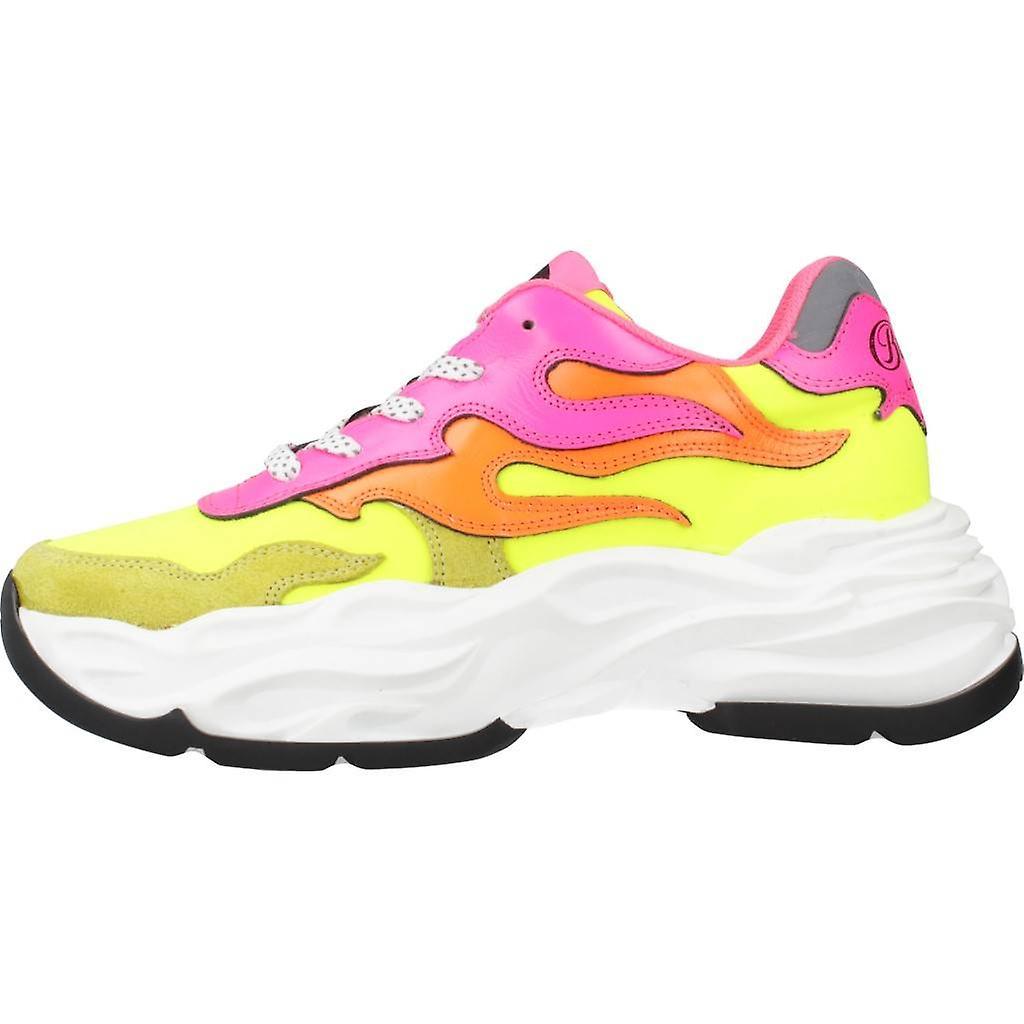 Buffalo Sport / Sneakers 1530098 Color Neonyel