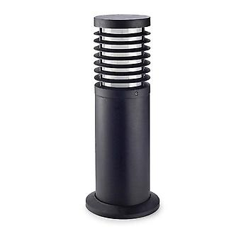 Leds-C4 Nott - Outdoor LED Outdoor Bollard Zwart 50cm 1555lm 3000K IP65 - 55-E017-05-CL