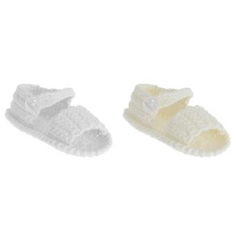 Nursery Time Baby Knitted Booties