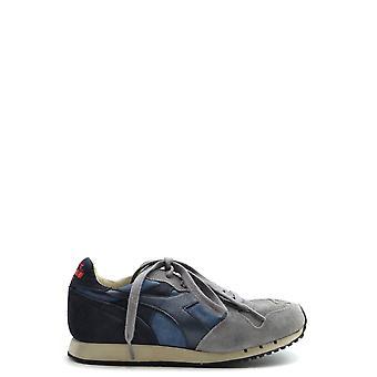 Diadora Ezbc116053 Hombres's Zapatillas de ante gris