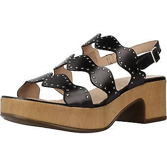 Wonders Sandals D8805p Couleur Noire