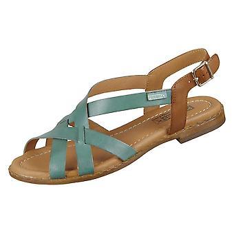 Pikolinos Algar W0X0556emerald universal summer women shoes