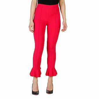 Pinko Original Frauen ganzjährig Hose - rosa Farbe 31008