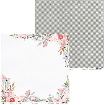 Piatek13 - Paper Love in Bloom 02 P13-246 12x12