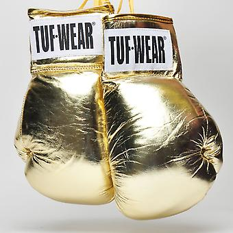 Tuf Wear Autograph Gloves Gold