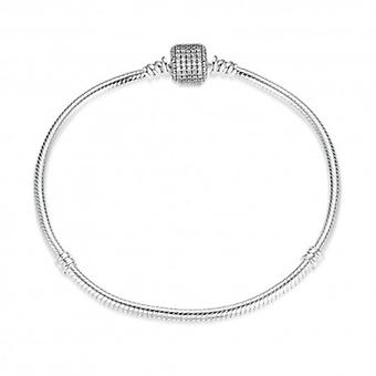 Sterling-silber Charm-armband Strahlend - 5859