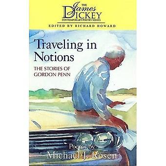 Voyager en mercerie: les histoires de Gordon Penn
