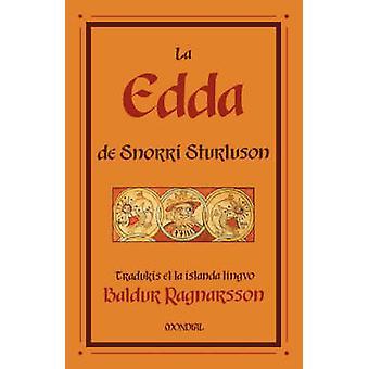 La Edda de Snorri Sturluson by Sturluson & Snorri