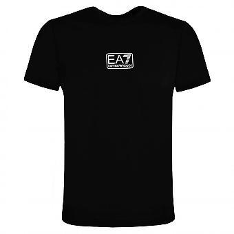 EA7 Emporio ArmanI Men's Black T-Shirt
