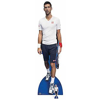 Novak Djokovic Lifesize Cardboard Cutout / Standee