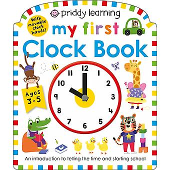 My First Clock Book by Roger Priddy