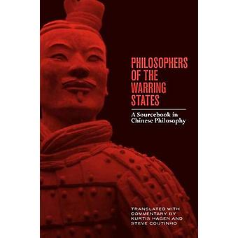 Philosophers of the Warring States - A Sourcebook in Chinese Philosoph