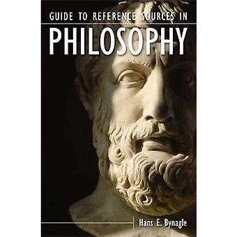 Philosophy - A Guide to the Reference Literature - 3rd Edition by Hans