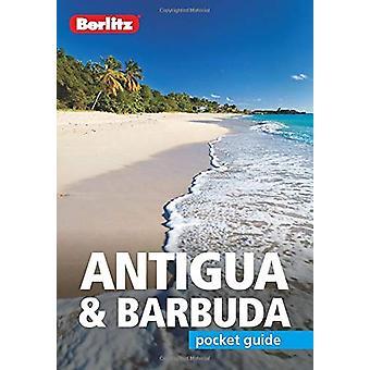 Berlitz Pocket Guide Antigua and Barbuda (Travel Guide) - 97817857306