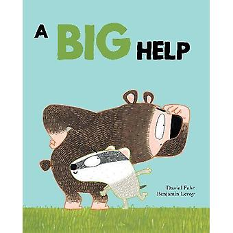 A Big Help by Daniel Fehr - 9788417123215 Book