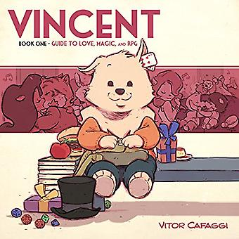 Vincent Book One - Guide to Love - Magic - and RPG by Vitor Cafaggi -