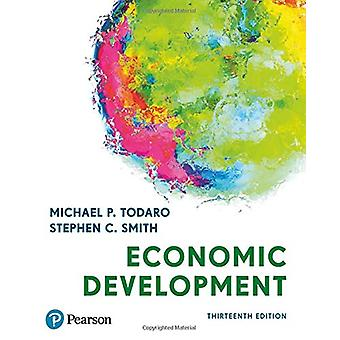Economic Development by Michael Todaro - 9781292291154 Book