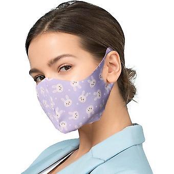 Schutzmasken mit Silberionen - Hasen