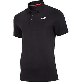 4F TSM007 NOSH4TSM007GBOKACZER universeel het hele jaar mannen t-shirt