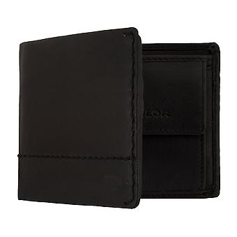TOM TAILOR men's purse wallet purse with RFID protection black 7671