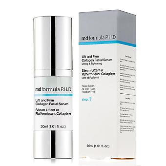 Md formula lift and firm collagen facial serum