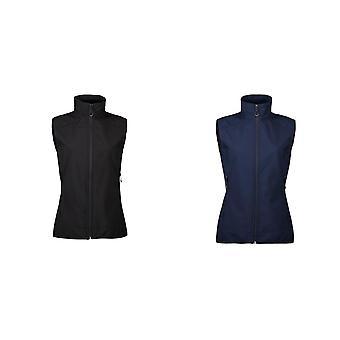 ID Womens/Ladies Functional Soft Shell Vest