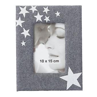 Fotorahmen Star Dark Grey 18,5x23,5cm