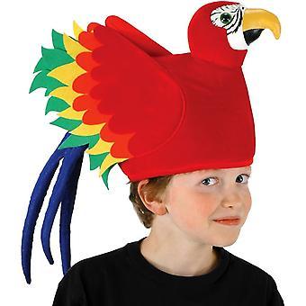 Papegaai hoed voor kinderen