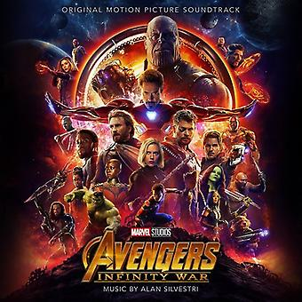 Alan Silvestri - Avengers: Infinity War / O.S.T. [CD] USA import