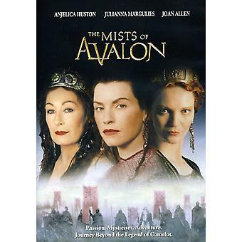 Tåger af Avalon [DVD] USA importerer