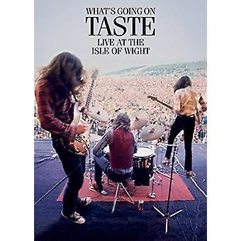 Taste - What's Going on Taste Live at the Isle of Wright [DVD] USA import