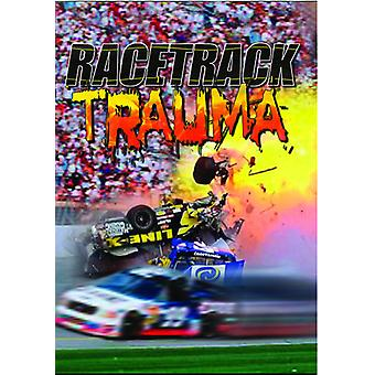 Racetrack Trauma [DVD] USA import