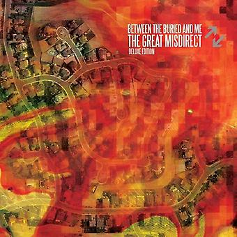 Between the Buried & Me - Great Misdirect [CD] USA import