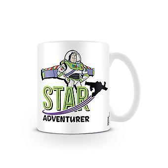 Official Disney Toy Story 4 Star Explorer Mug