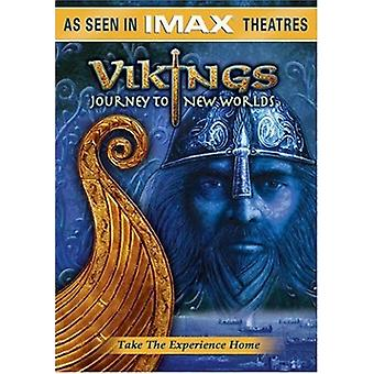 Vikings-Journey to the New Worlds [DVD] USA import