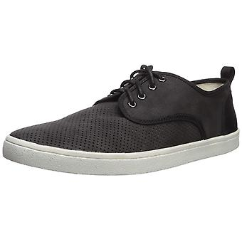 Madden Mens Colle Fabric Low Top Lace Up Fashion Sneakers