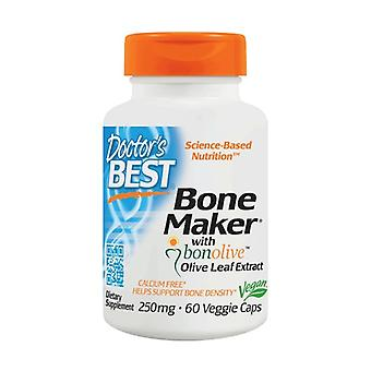 Bone Maker with Bonolive 250mg 60 vegetable capsules