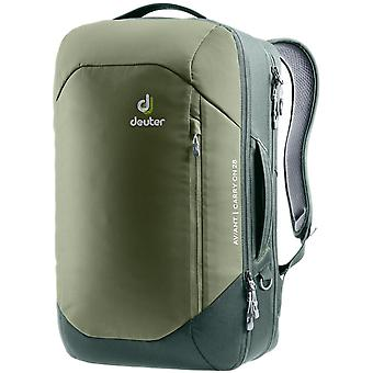 Deuter Aviant Carry On 28 Backpack Green