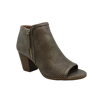 Style & Co. Womens Kiriip Pointed Toe Ankle Clog Boots