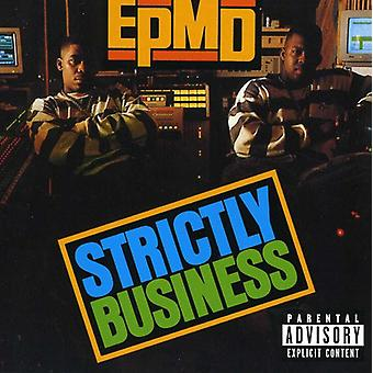 Epmd - Strictly Business-25th Anniversary Edition [CD] USA import