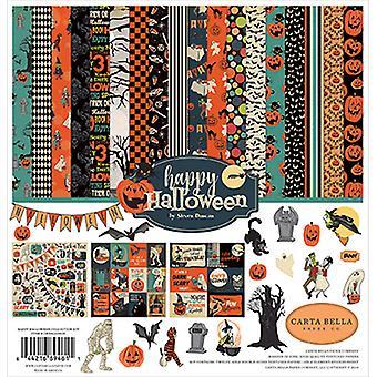 Carta Bella Happy Halloween 12x12 Inch Collection Kit
