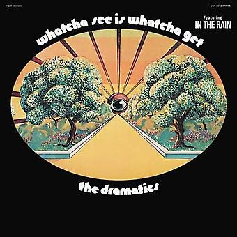 Dramatics - Whatcha See Is Wh(LP [Vinyl] USA import