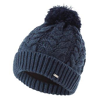 Dare 2b Womens Mystify II Winter Fleece Bobble Beanie Hat