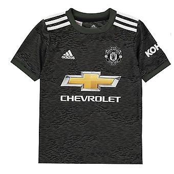 Manchester United FC Uitshirt 2020 / 2021 Boys - OFFICIAL Football Kit