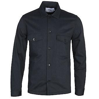 NN07 Pete 1206 Navy Shirt