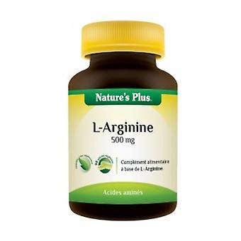 L-Arginine 500 Mg 90 capsules