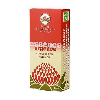 Emergency floral compound 20 ml of floral elixir