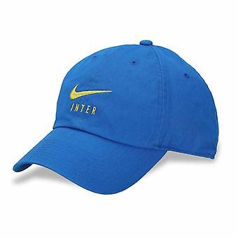 2020-2021 Inter Milan Nike H86 Core Cap (sininen)