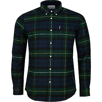 Barbour Highland Check 18 Tailored Flannel Shirt